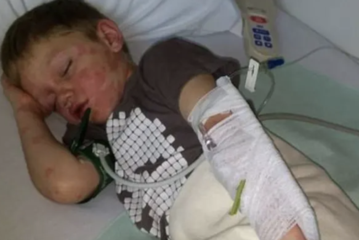 Mom Shares Update About Son's Horrific Diagnosis On Social Media
